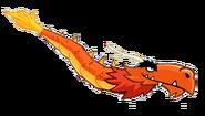 Mighty dragon - prawdziwy