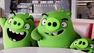 The Angry Birds Movie Pigs At Table