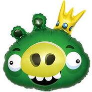 Король свиней шар