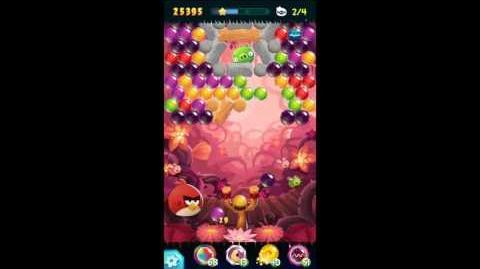 Angry Birds POP! Level 36 Walkthrough