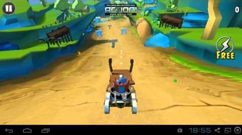 Angry Birds GO! 1 - 3.2