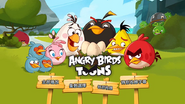 Angry Birds Toons S1 V1 Main Menu 2