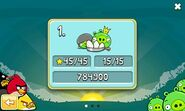 Angry birds mult epizode select