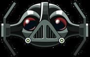 Darth Vader TIE Fighter
