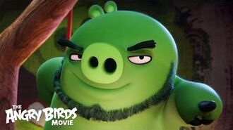 The Angry Birds Movie - Meet Leonard
