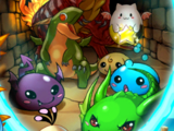 Враги из Puzzle and Dragons