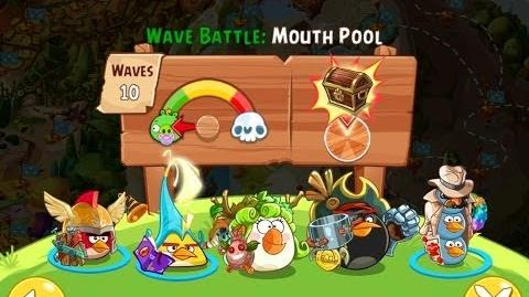 Angry Birds Epic Mouth Pool Walkthrough