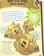 Battle Droid Book