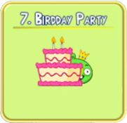 Birdday Party Episode Image