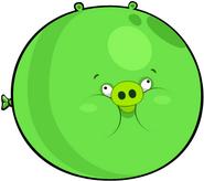 Свинья шар 2
