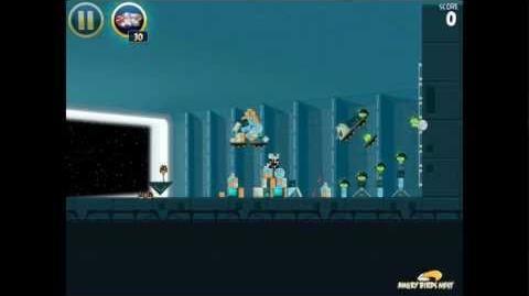 Death Star 2-30 (Angry Birds Star Wars)/Video Walkthrough