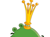 Król Gładkie Policzki
