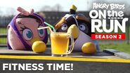 Angry Birds on the Run S2 Fitness time! - Ep9