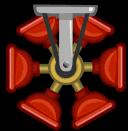 Bp колесо с присосками