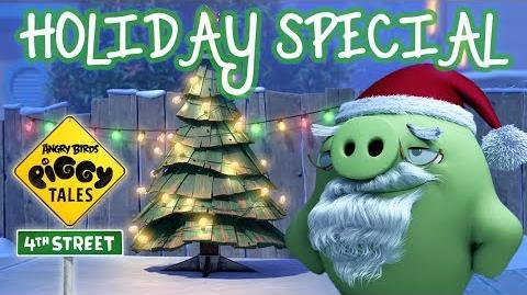 Piggy Tales - 4th Street Christmas Special - Holiday Heist