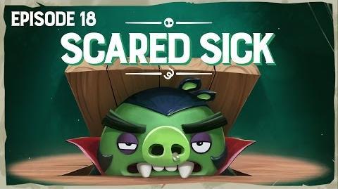 Piggy Tales Scared Sick - Ep18, S3