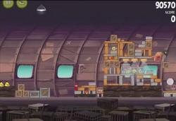 Smugglers Plane 9