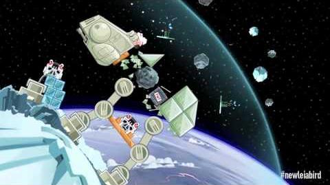 Angry Birds Star Wars Hoth episode gameplay - download now!