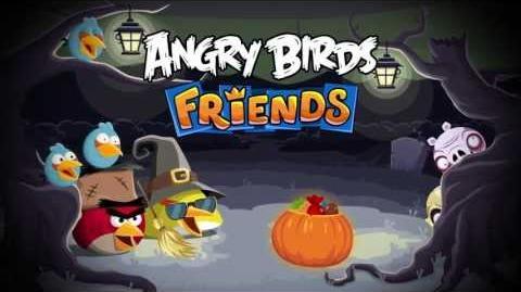NEW! Angry Birds Friends Halloween Tournament