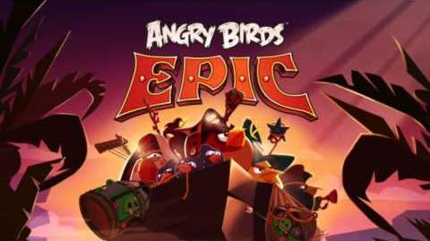 New! Angry Birds Epic Soundtrack Battle of Birds and Pigs