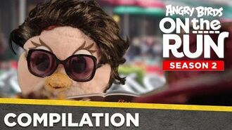 Angry Birds On The Run S 2 Compilation Ep 5 - 9