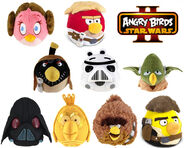 Angry birds all