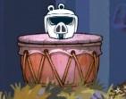 Скаут на барабане