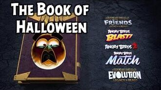 Angry Birds - The Book of Halloween (2018)
