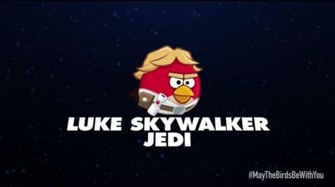 Angry Birds Star Wars 2 character reveals Luke Skywalker Jedi-0
