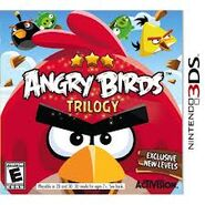 Angry birds triology