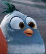 The Angry Birds Movie Soccer Hatchling Bird