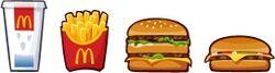 Еда McDonalds