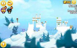 Лыжи сизонс уровень 5