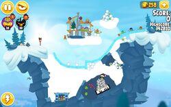 Лыжи сизонс уровень 7