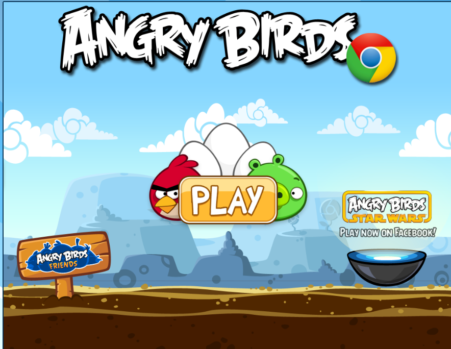 Angry birds chrome angry birds wiki fandom powered by wikia voltagebd Choice Image