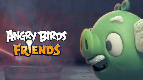 Angry Birds Friends Earth Hour 2017