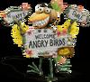 Bienvenidos Angry Birds