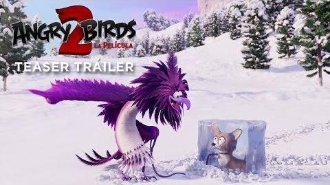 ANGRY BIRDS 2- LA PELÍCULA. Teaser Tráiler HD en español. En cines 23 de agosto