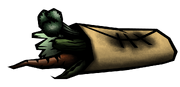Веганская шаверма