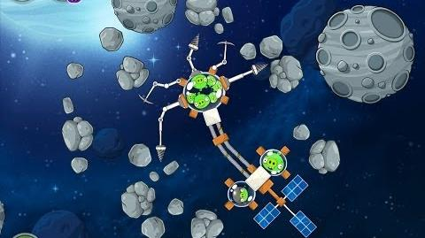 Beak Impact 8-2 (Angry Birds Space)
