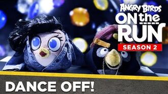 Angry Birds on the Run S2 Dance Off! - Ep11 S2