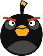 Black Bird Front