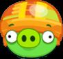 Ultrabook Helmet Pig