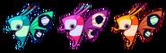 Бабочки-морскиек коньки