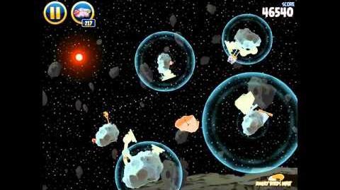 Hoth 3-25 (Angry Birds Star Wars)/Video Walkthrough