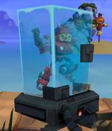 Cliffjumper Frozen