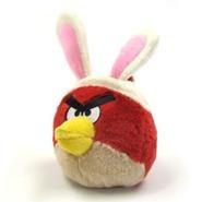 Игрушка пасхальной красной птицы