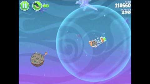 Fry Me To the Moon 3-7 (Angry Birds Space)