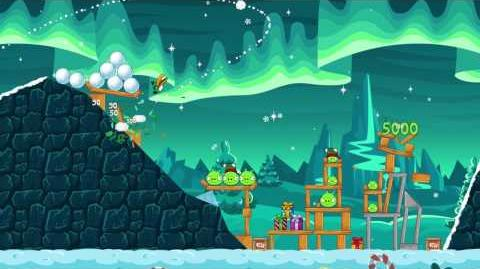 NEW! Angry Birds Friends - Holiday tournament coming soon!