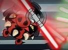 Дарт Мол в ролике Battle of Naboo в битве